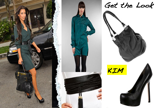 Get the Look Kim Kardashian