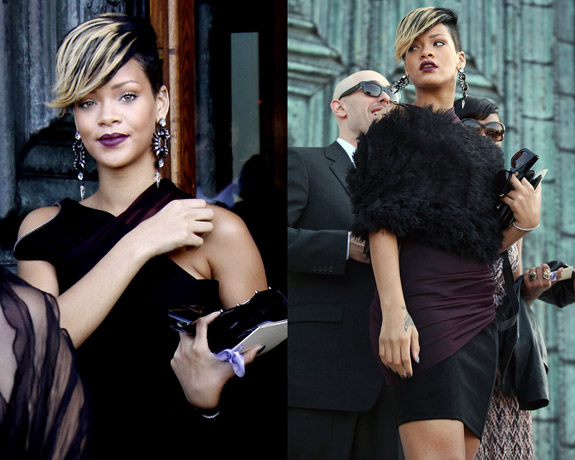 Rihanna Venice Manager Wedding