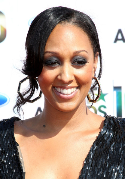 Tia Mowry. The Game star Tia Mowry hit