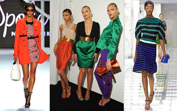 Left to Right: Z Spoke, Gucci, Prada
