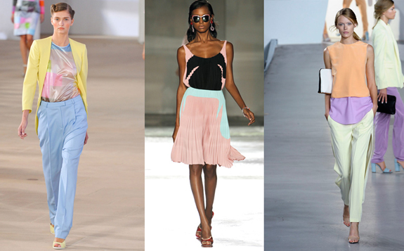 official photos 30adc 207bf Pastel-Trend-Spring-2012 – Fashion Bomb Daily Style Magazine ...