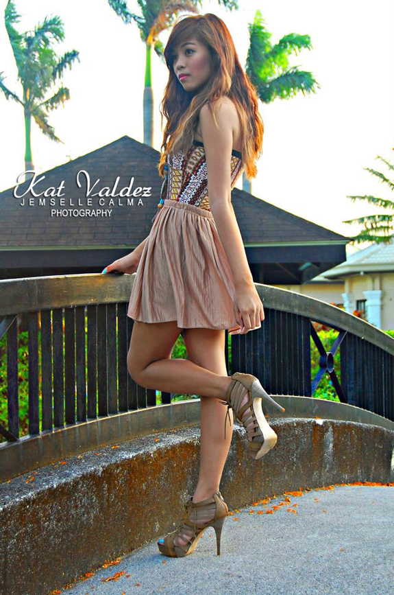 Fashion Bombshell Of The Day Kat From The Philippines Fashion Bomb Daily Style Magazine