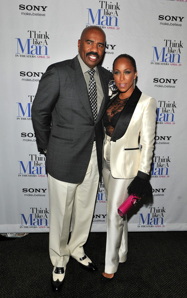 Steve Harvey's Wife Marjorie Harvey