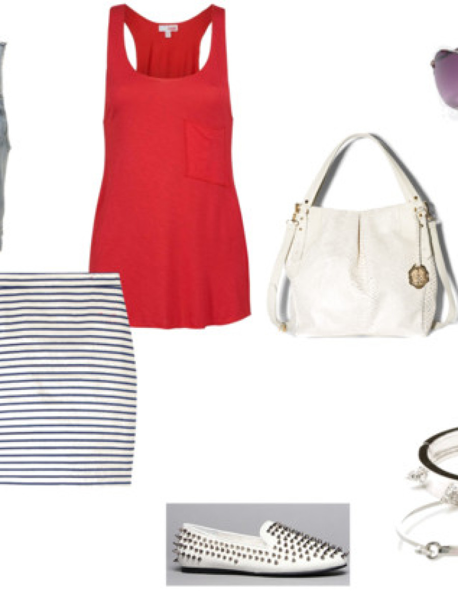 What to Wear for Day of Shopping 3