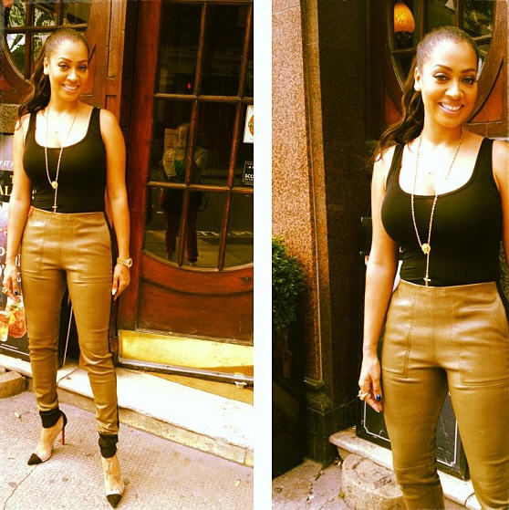 lala-anthony-london-full-court-life-taping-balenciaga-high-waist-leather-skinnies-christian-louboutin-unbout-pumps