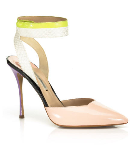nicholas-kirkwood-spring-2013-wide-ankle-strap-stiletto-pumps