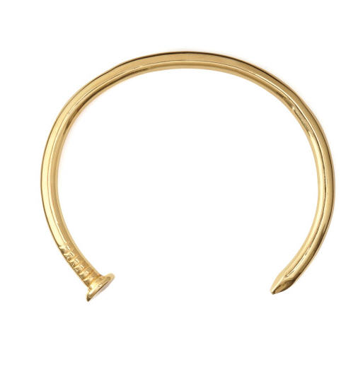 tom-binns-spring-2013-voila-gold-nail-collar