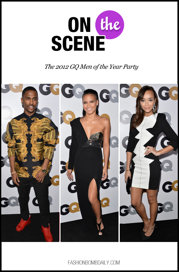 On The Scene-111412-The 2012 GQ Men of the Year Party