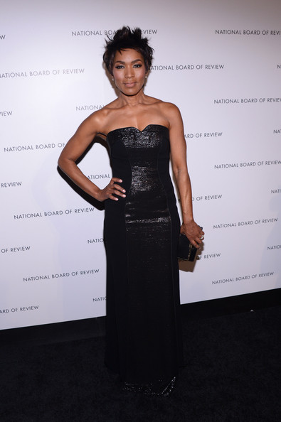 Hot-or-Hmm-Angela-Bassetts-2013-National-Board-of-Review-Awards-Theia-Fall-2012-Black-Strapless-Gown
