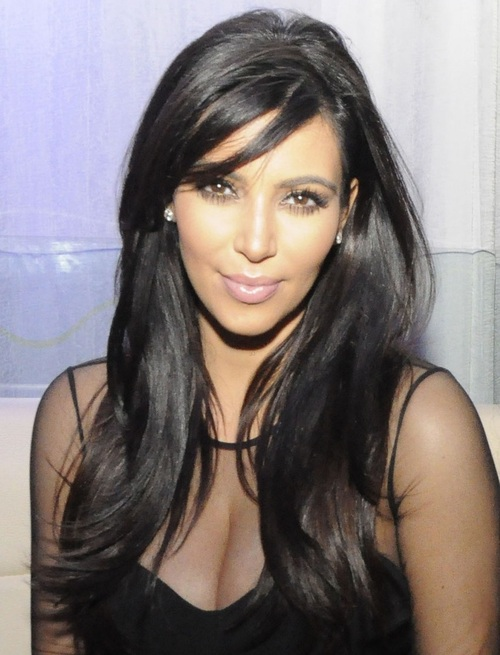 Pregnant Kim Kardashian Parties At Life Star Nightclub