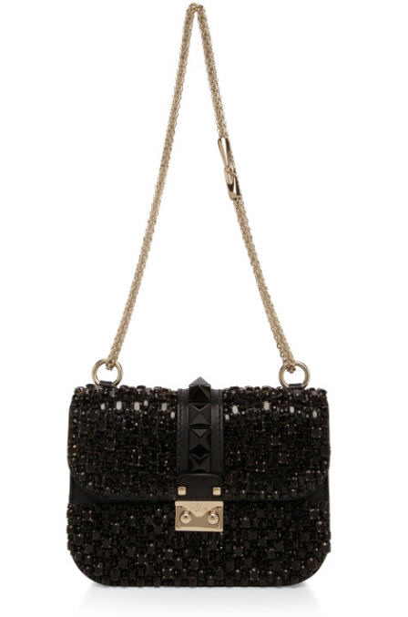 valentino-pre-fall-2013-embroidered-lock-shoulder-bag