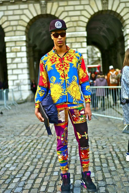 03 london fashion week real style