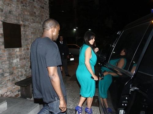 Kim-Kardashian-Kanye-West-Rio-de-Janeiro