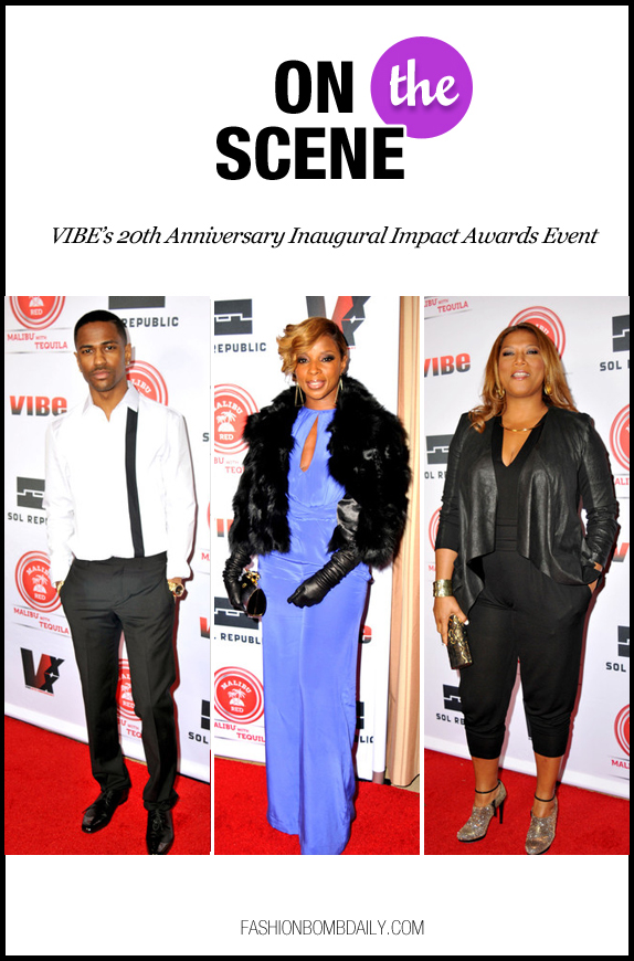 On the Scene-020913-VIBE's 20th Anniversary Inaugural Impact Awards Event