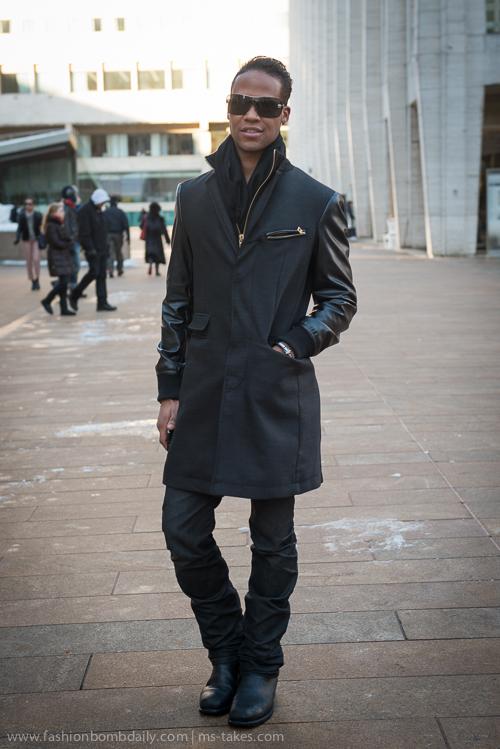 fashion bomb daily new york fashion week street style 073_FBD_NYFW_3_Herve-512_Joshua_Bailey