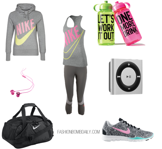 _0-what-to-wear-to-the-gym work out outfit training sneakers nike