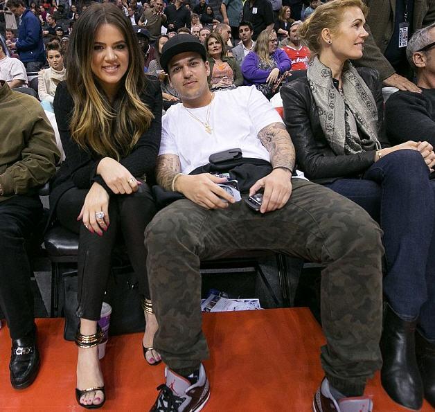 khloe-kardashian-rob-kardashian-los-angeles-clippers-game-giuseppe-zanotti-reptile-print-gold-metal-ankle-strap-sandals