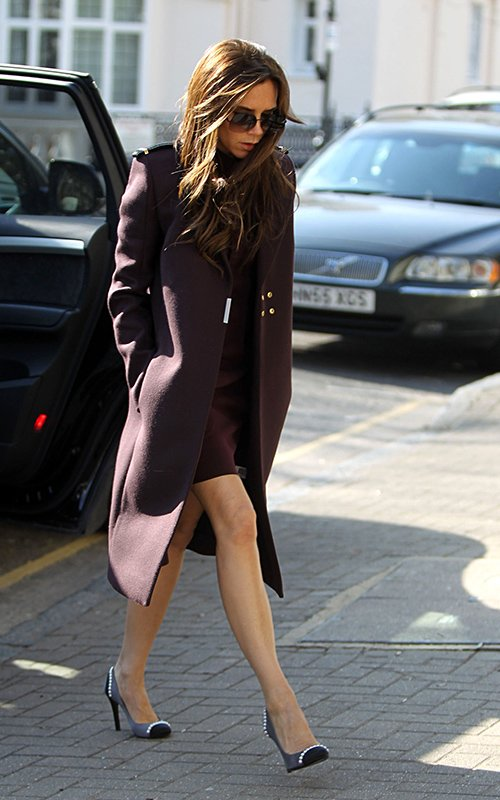 victoria-beckham-london-victoria-beckham-fine-metal-square-sunglasses-wool-twill-coat-chanel-pre-fall-2010-pearl-trim-satin-pumps