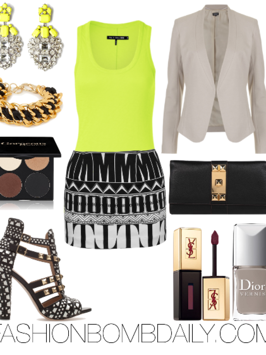 What to Wear to a Day Party 8