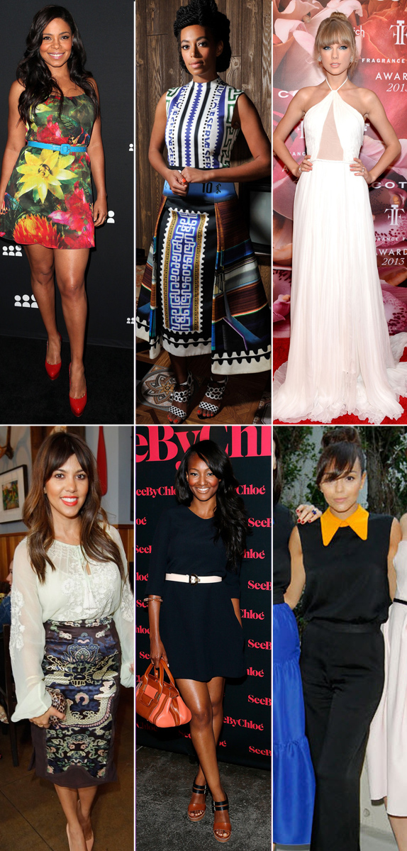 This Week in Chic- Solange Knowles, Ashley Madekwe, Kourtney Kardashian, and More!