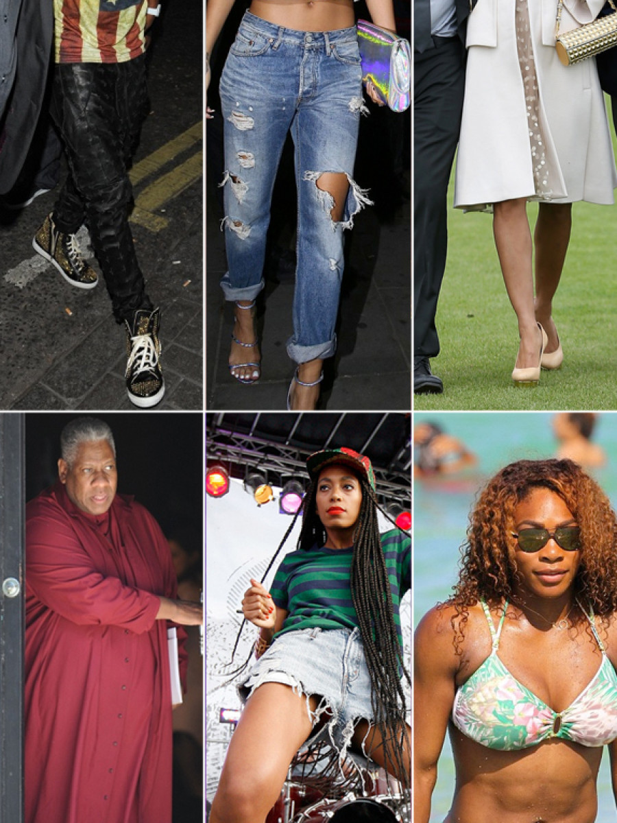 Weekend Hot! or Hmm…- Rihanna, Solange Knowles, Thandie Newton, and More!