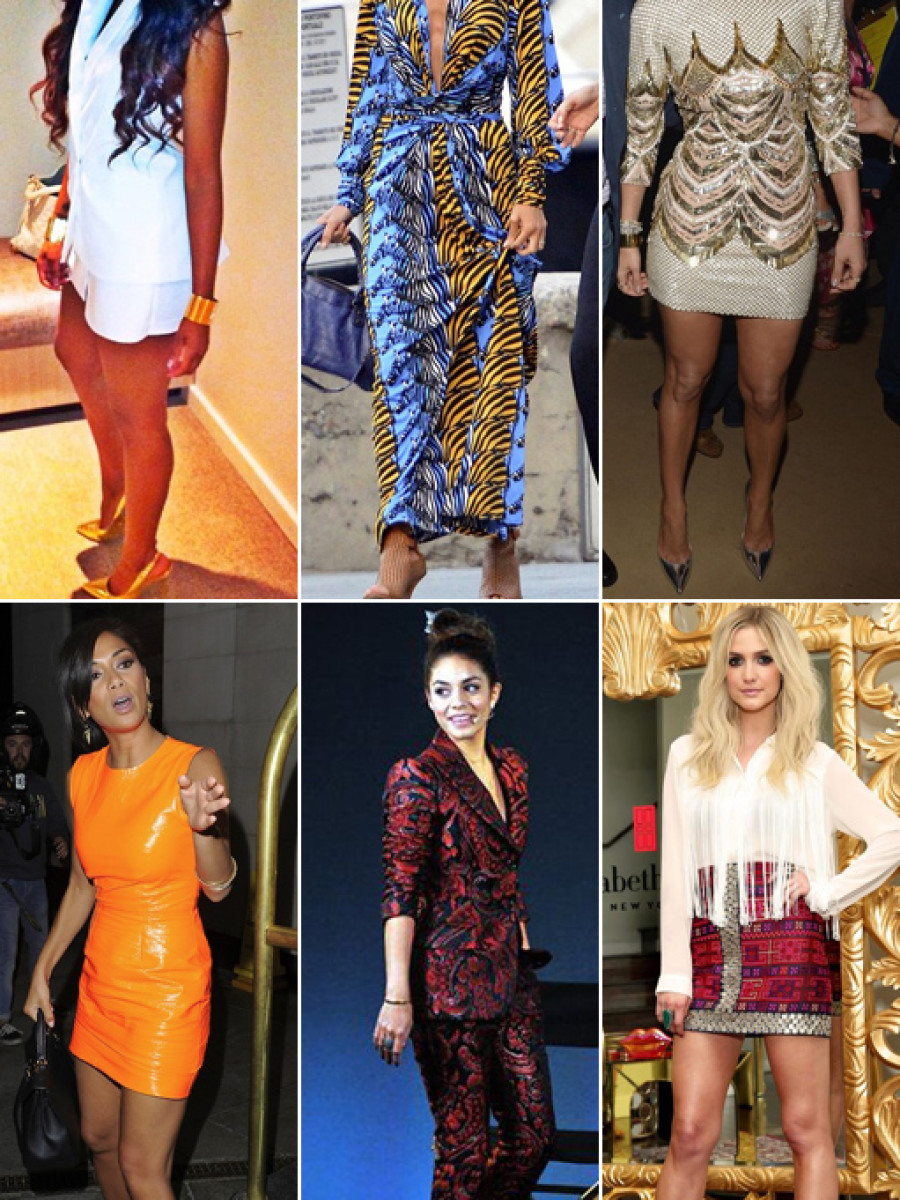 LOOK OF THE WEEK- NICOLE RICHIE,NICOLE SCHERZINGER, J.LO, AND MORE