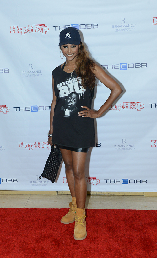 cynthia bailey hip hop weekly style experience