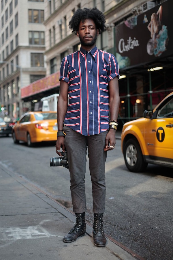 4  real new york street style brandon isralsky fashion bomb daily