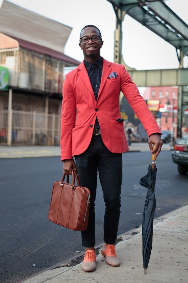 7  real new york street style brandon isralsky fashion bomb daily
