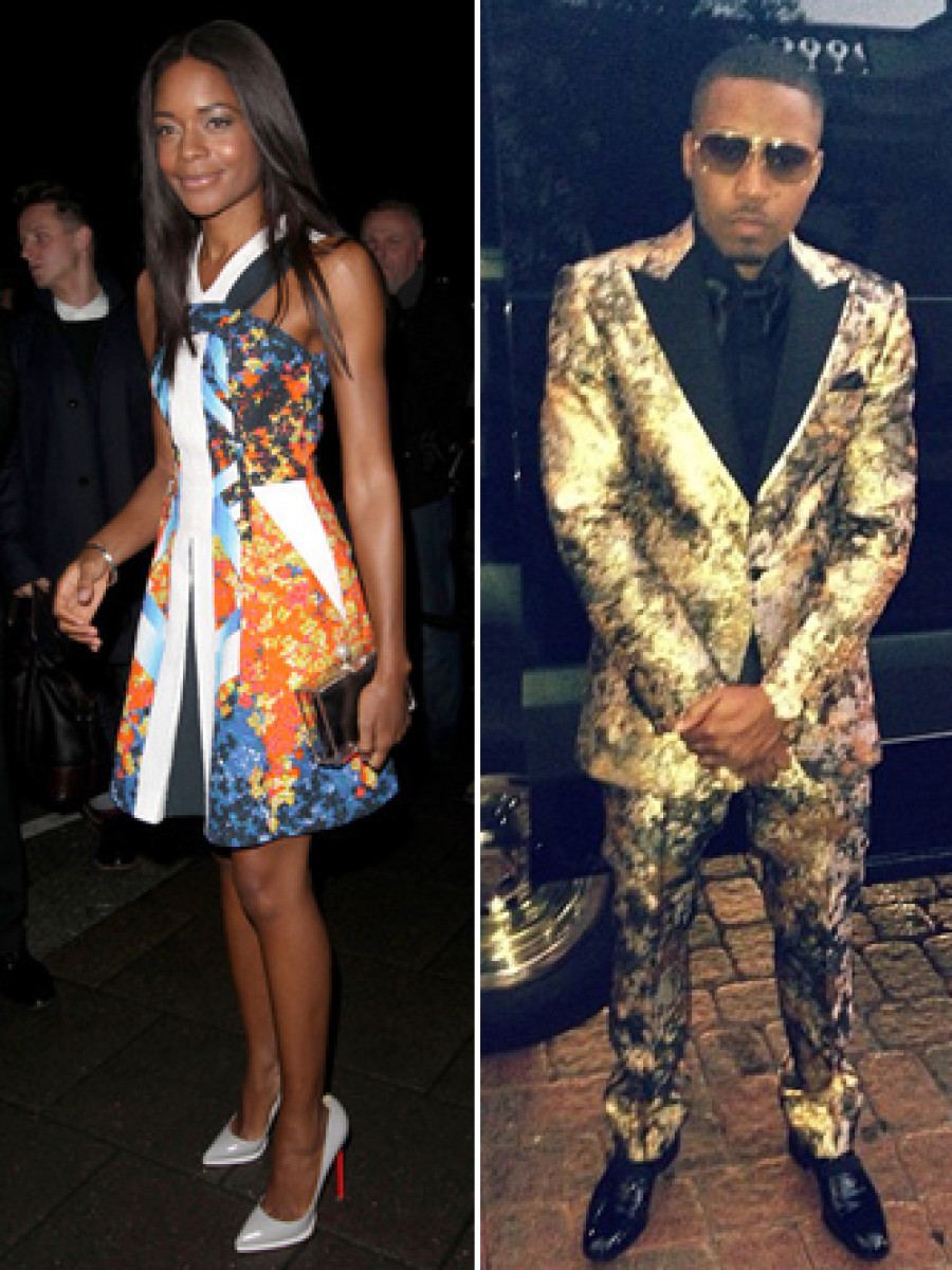 Look Of The Week- Rihanna, Nas, Sarah Jessica Parker, And More!-2