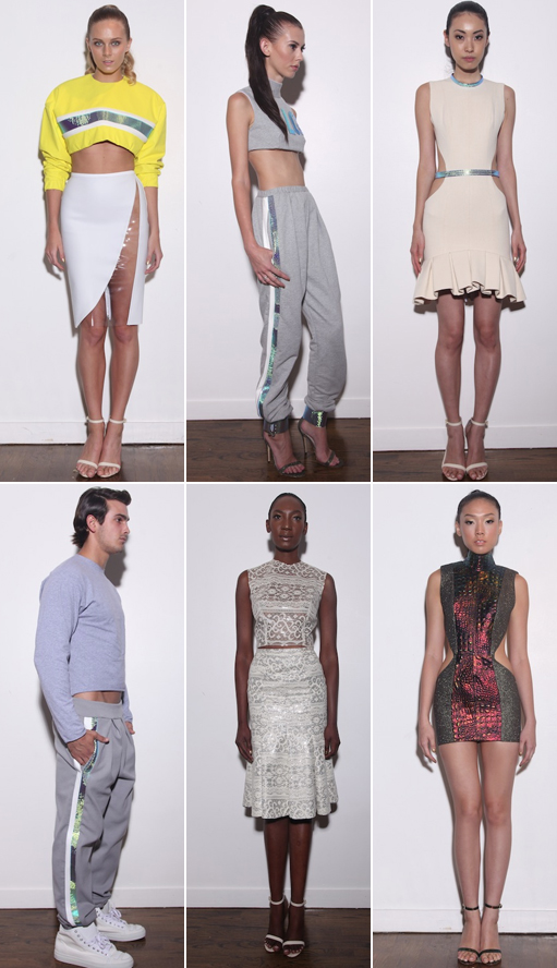 Show Review- Laquan Smith Spring 2014-2
