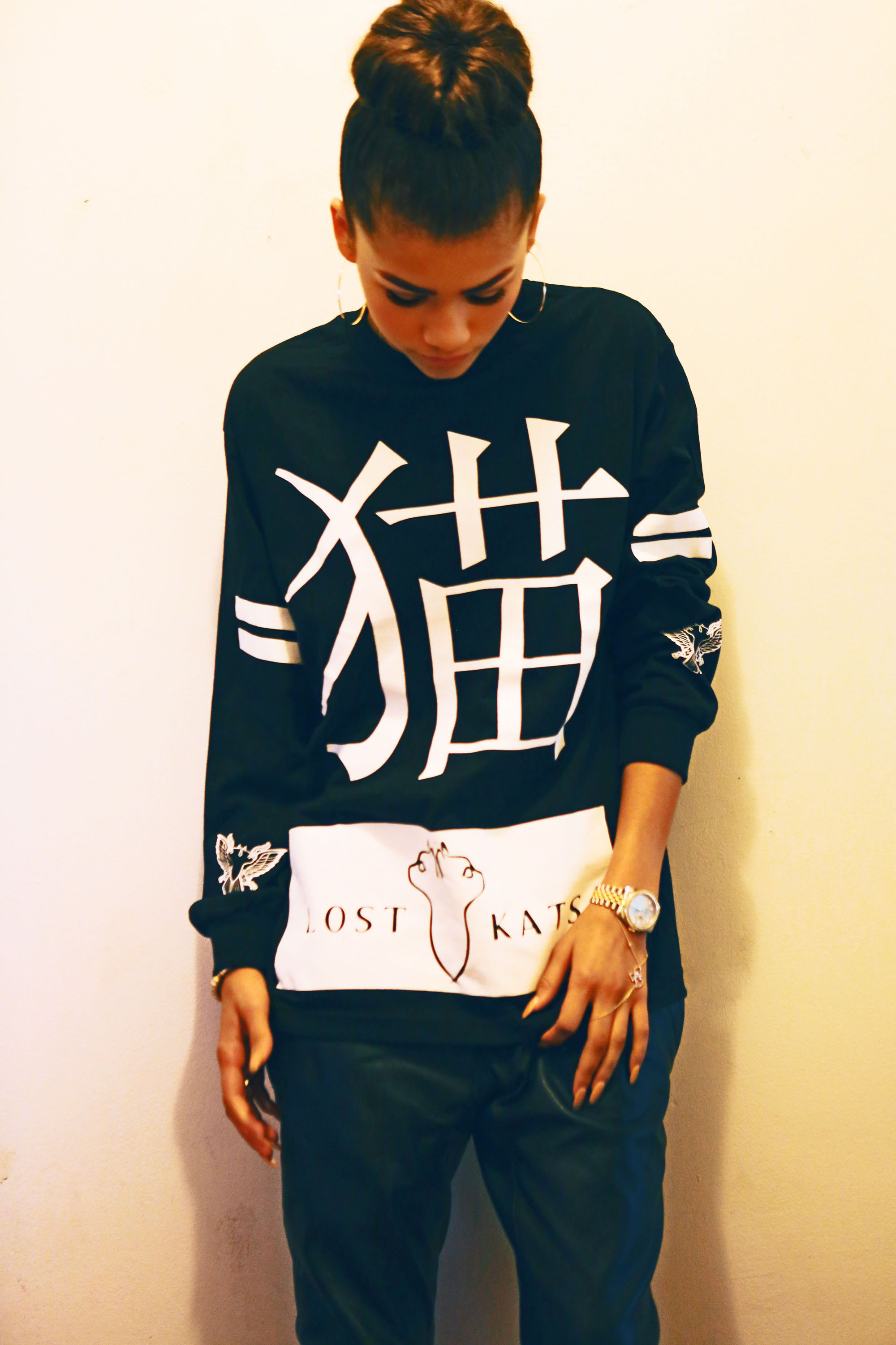 Zendaya Coleman for the Lost Kats Fall 2013 Lookbook Zendaya Coleman Lost Kats