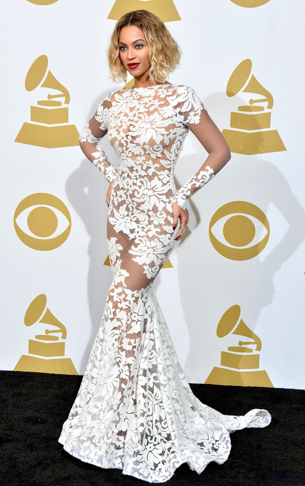 Beyoncé en Michael Costello