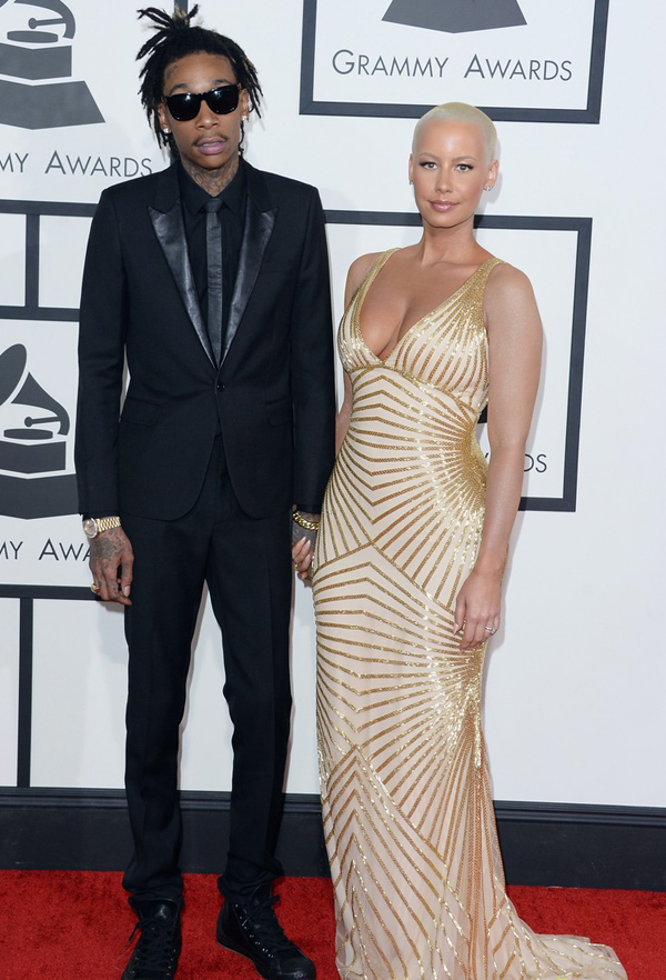 _naeem-khan--ysl-wiz-khalifa-amber-rose-grammys-2014-red-carpet-05