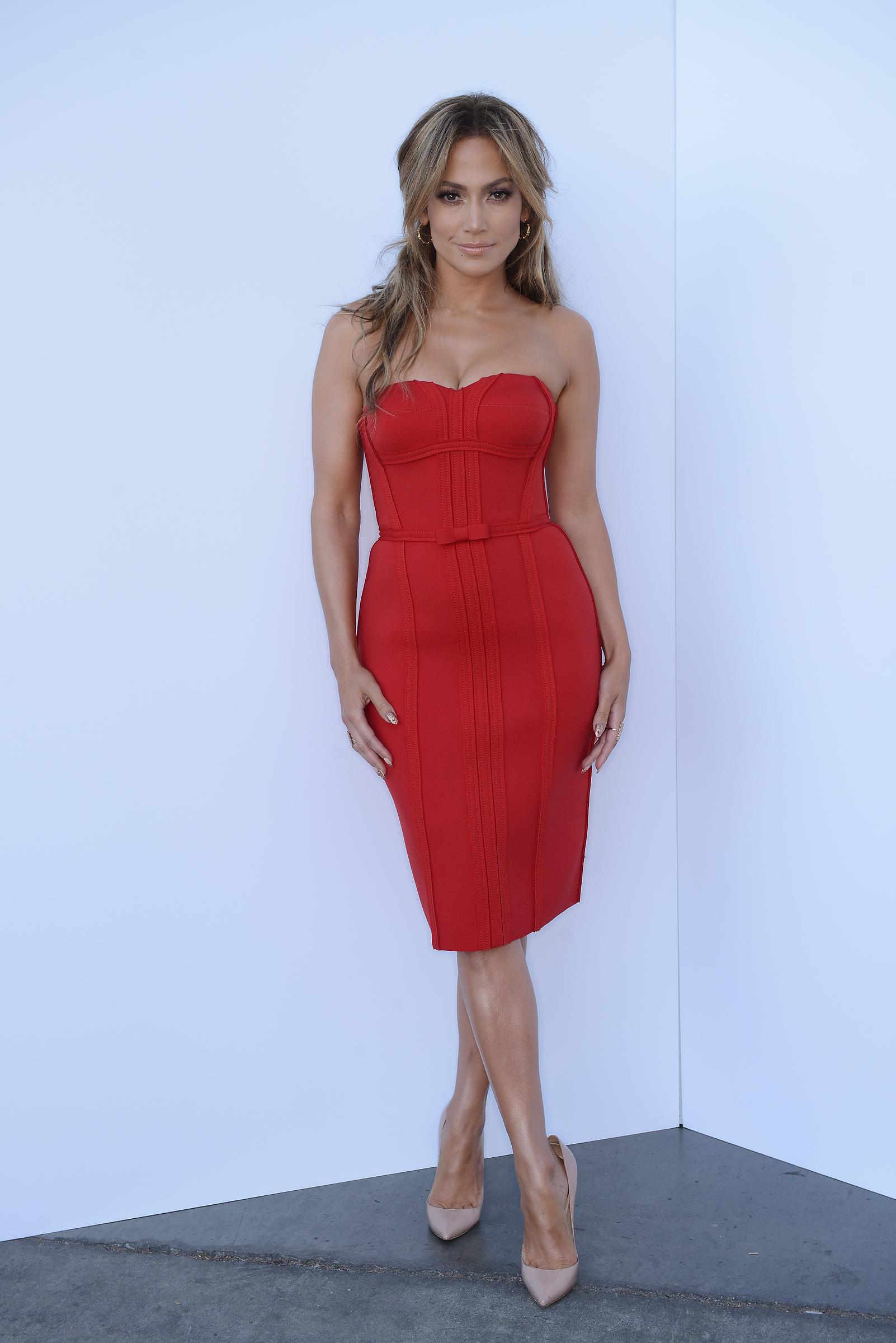Jennifer Lopez Lanvin