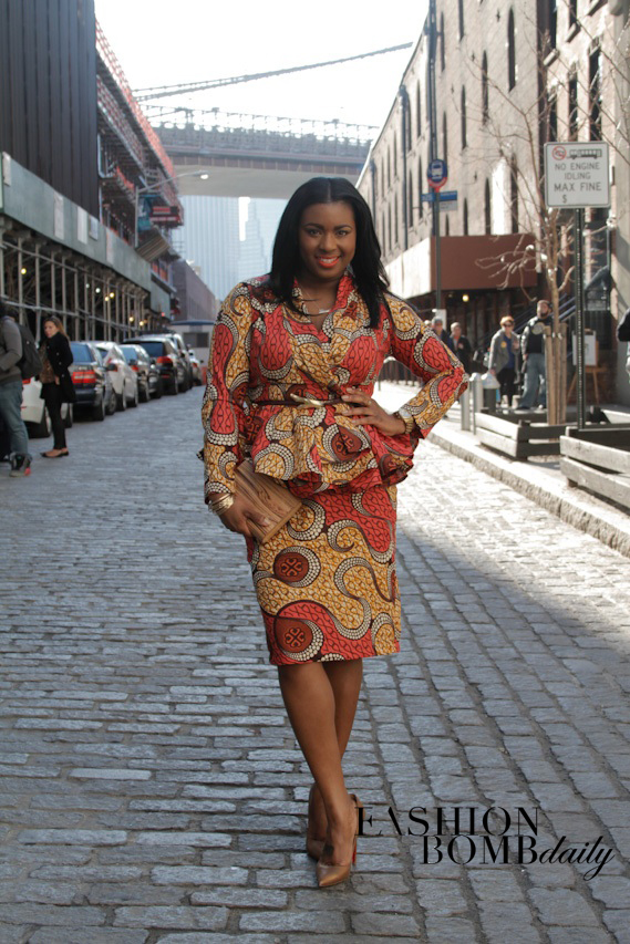 african-printed-peplum-skirt-suit-street-style-new-york-real-style