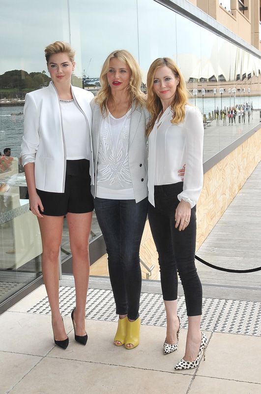 """The Other Woman"" Photo Call in Sydney **USA, Canada ONLY**"