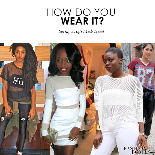 How Do You Wear It_How Do You Wear It_ Spring 2014's Mesh Trend-600