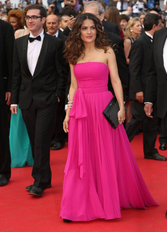 On the Scene: The Saint Laurent 67th Annual Cannes Film Festival ...