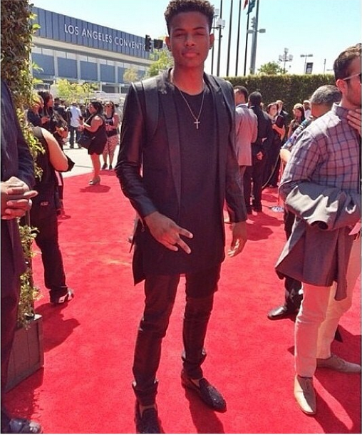 Trevor Jackson BET Awards