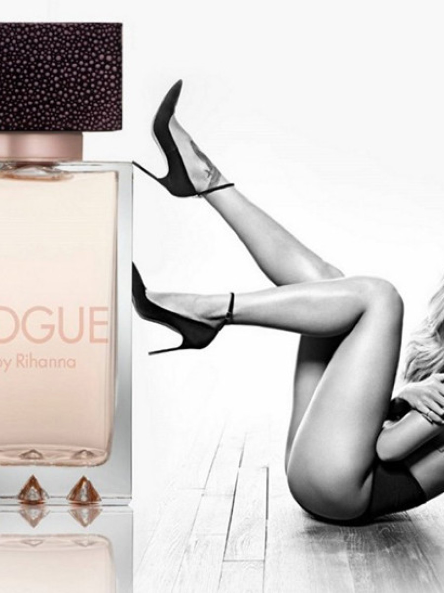 fashion bomb daily rihanna rogue ad banned in uk