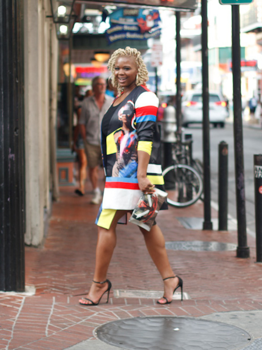 Essence Music Festival Day 1- #EasyBreezyStyle with Covergirl, Makeup by Sam Fine, and a #GirlsCan Dinner with Janelle Monae and Soledad O'Brian claire sulmers