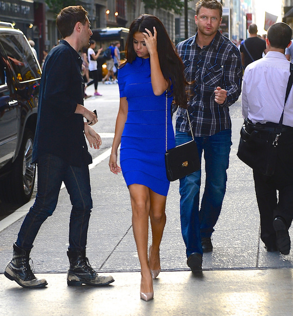 Selena Gomez Seen at ABC Kitchen in New York City