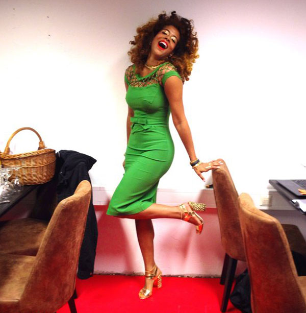 Kelis Is Simply Fabulous