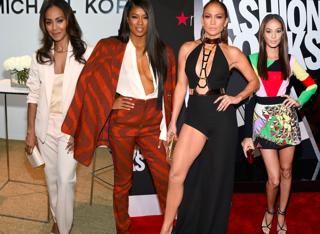 LOOK OF THE WEEK- JADA PINKETT SMITH, MILA J, JOAN SMALLS AND MORE!
