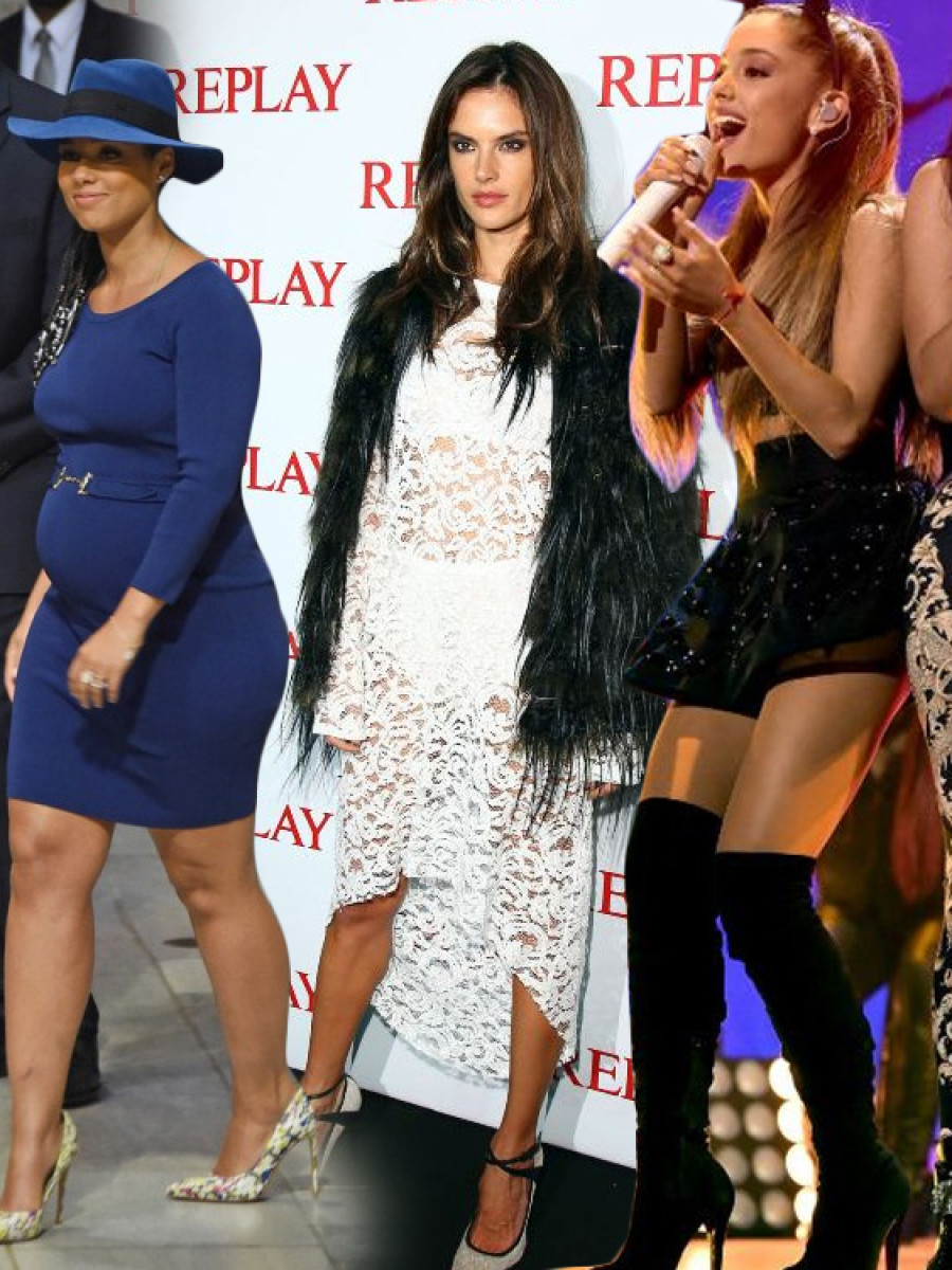 Weekend Hot! or Hmm… Ashley Madekwe, Alicia Keys, Nicki Minaj, and More!