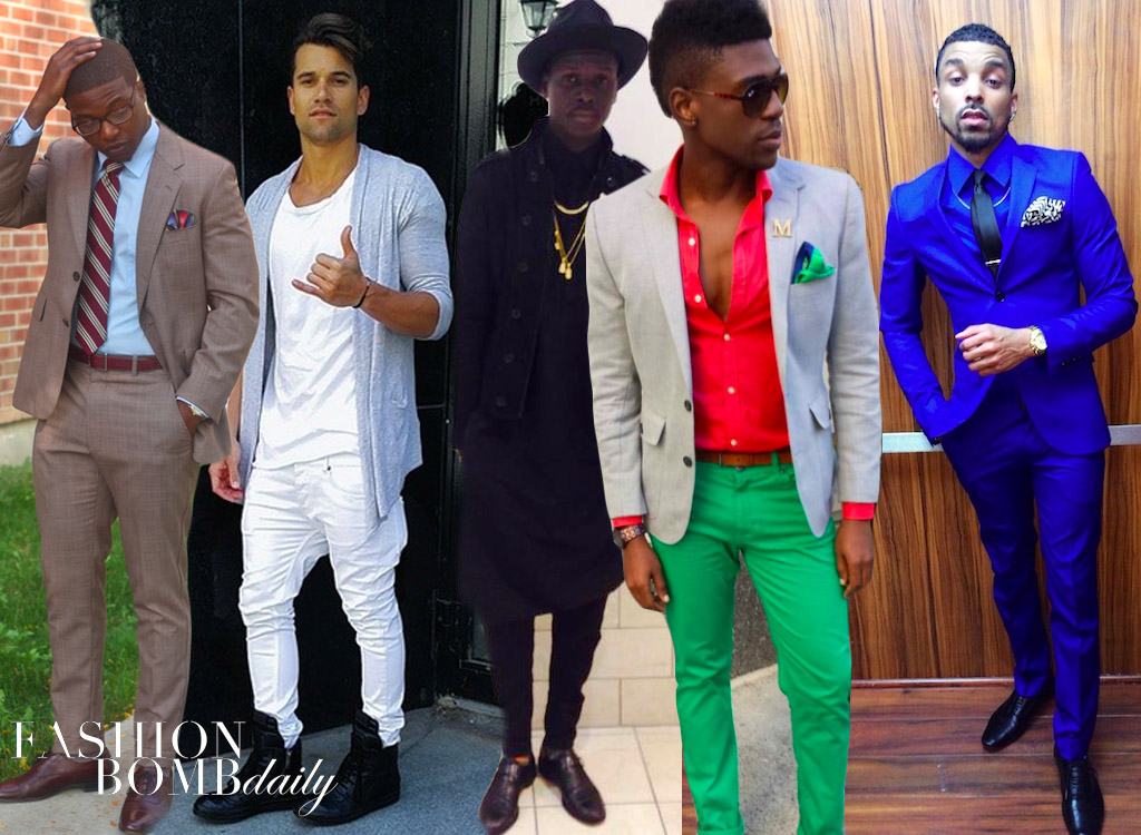 Best of 2014- Fashion Bomber of the Year