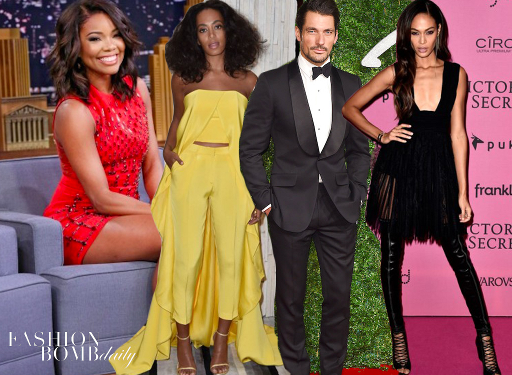 Look of the Week- Taylor Swift, Gabrielle Union, Naomie Harris And More!