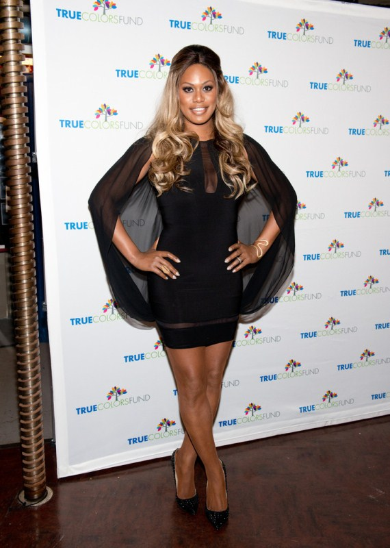 laverne-cox-4th-annual-home-holidays-benefit-concert-marc-bouwer-dress