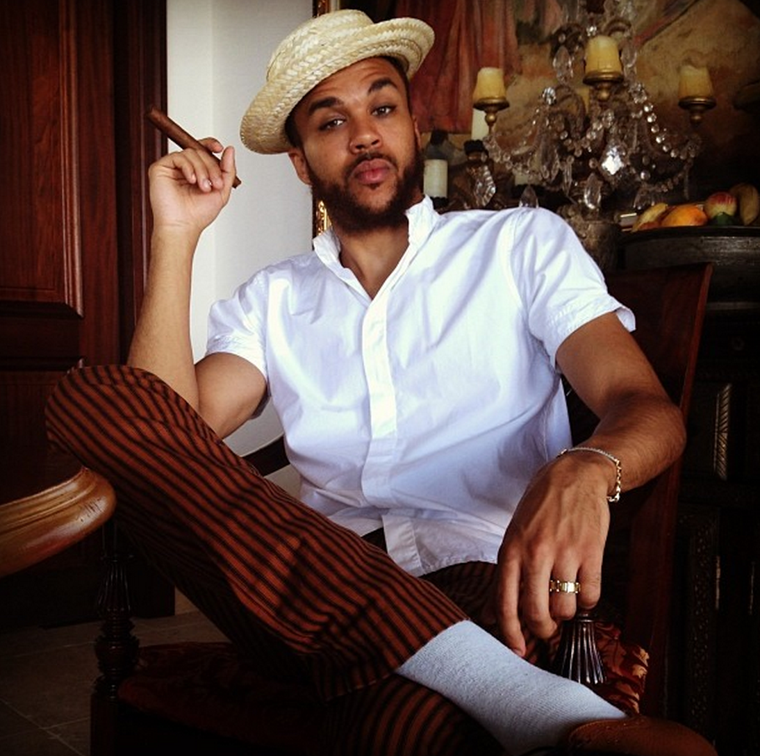 3 Jidenna from Brooklyn + Behind the Scenes of Classic Man